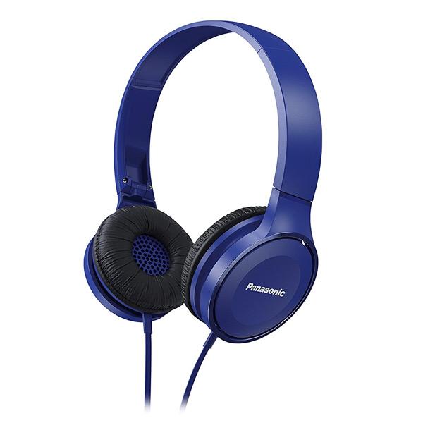 Słuchawki Panasonic RPHF100EA Niebieski