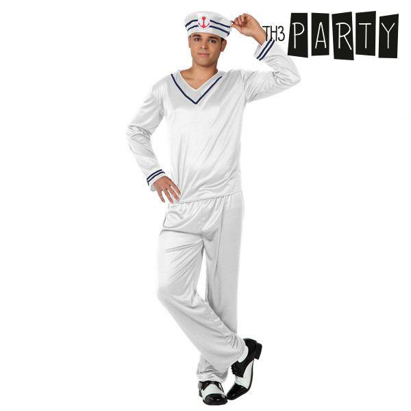Kostým pro dospělé Th3 Party Námořník - Černý, M/L