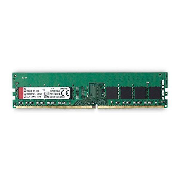 Paměť RAM Kingston 8GB DDR4 2400MHz Module KVR24N17S8/8 8 GB DDR4 2400 MHz