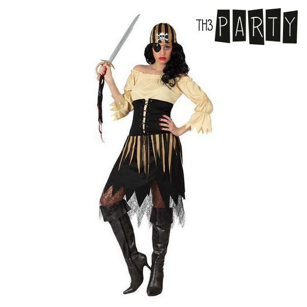 Kostým pro dospělé Th3 Party Pirátka - XS/S