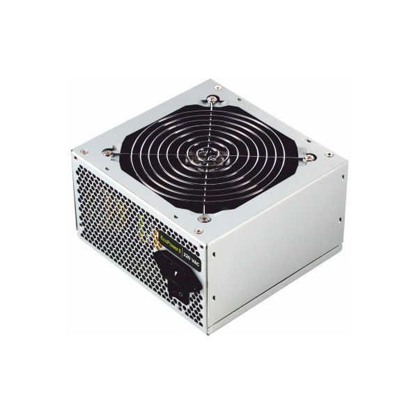 Zasilanie TooQ TQEP-500SSE ATX 500W Posrebrzany