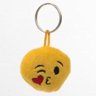 Plyšový přívěsek na klíče - Kiss