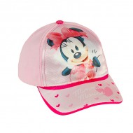 Dětská Kšiltovka Minnie Mouse - Růžový