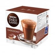 Kávové kapsule s puzdrom Nescafé Dolce Gusto 12045470 (16 uds) Chococino