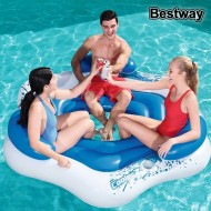Inflatable Sofa Bestway 43111 Modrý
