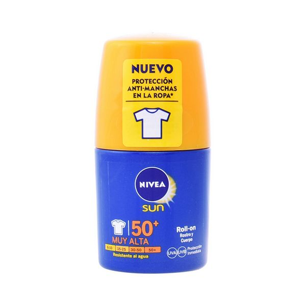 Balsam do Opalania w Roll On Spf +50 Nivea 3634