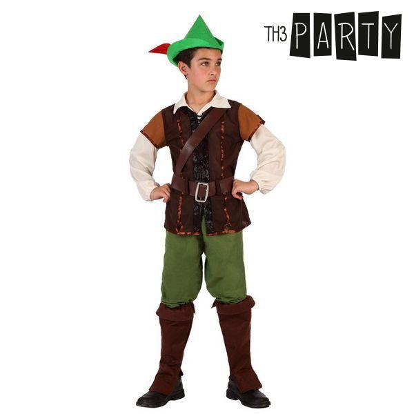 Kostým pro děti Th3 Party Kluk z lesa - 5–6 roků