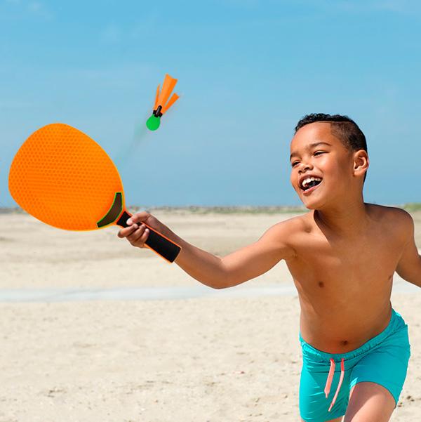 Plážový Badminton (4 části) Intex