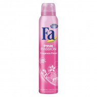 Dezodorant w Sprayu Pink Passion Fa (200 ml)