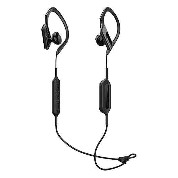 Sportovní Bluetooth Handsfree s Mikrofonem Panasonic RP-BTS10E-K Waterproof Černý