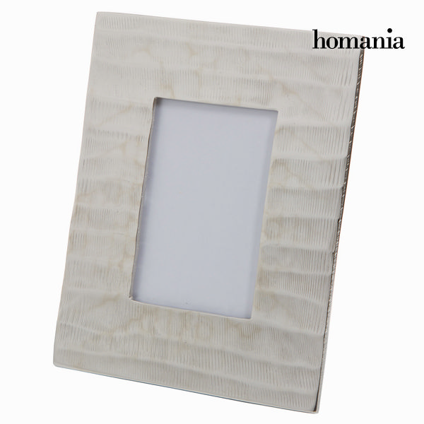 Ramka na Zdjęcia Aluminium (23 x 18 x 2 cm) - New York Kolekcja by Homania
