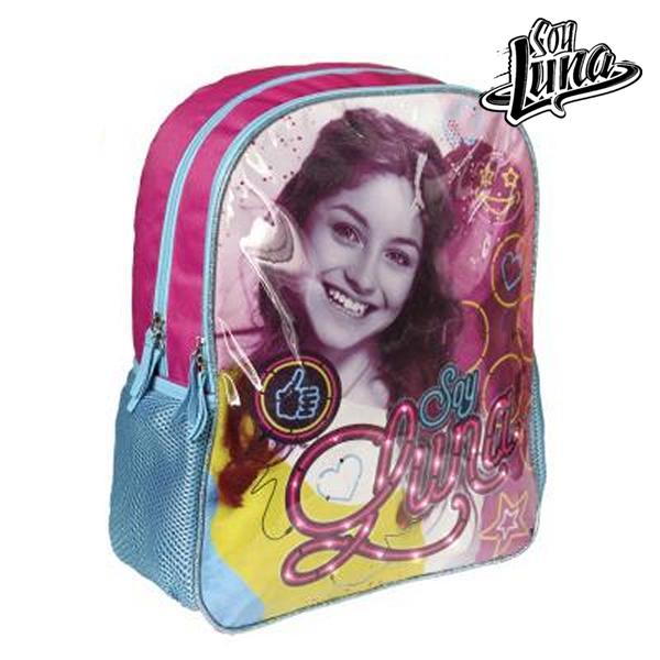 Školní batoh s LED Soy Luna 938  e09a32f7ea