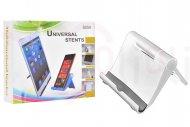 Stojánek na mobilní telefon UNIVERSAL STENTS S059 (9.5x7.5cm) - Bílý