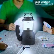 Lampa i latarka kempingowa Lamp Venture