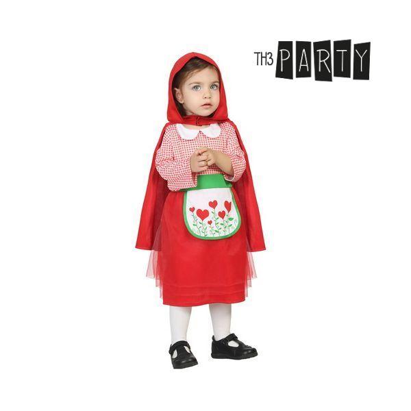 Kostým pro miminka Th3 Party 4103 Červená karkulka