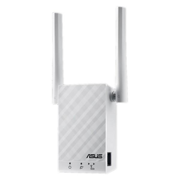 Punkt Dostępu ze Stacją Przekaźnikową Asus NSWPAC0328 WIFI LAN 10/100/1000