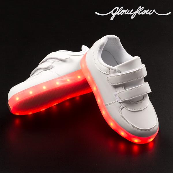 Dětské LED Tenisky GlowFlow Kids - 33