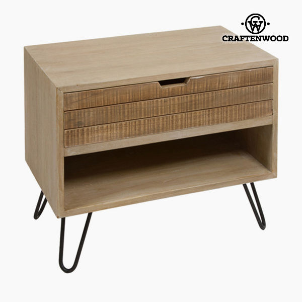 Noční stolek Dřevo - Be Yourself Kolekce by Craftenwood