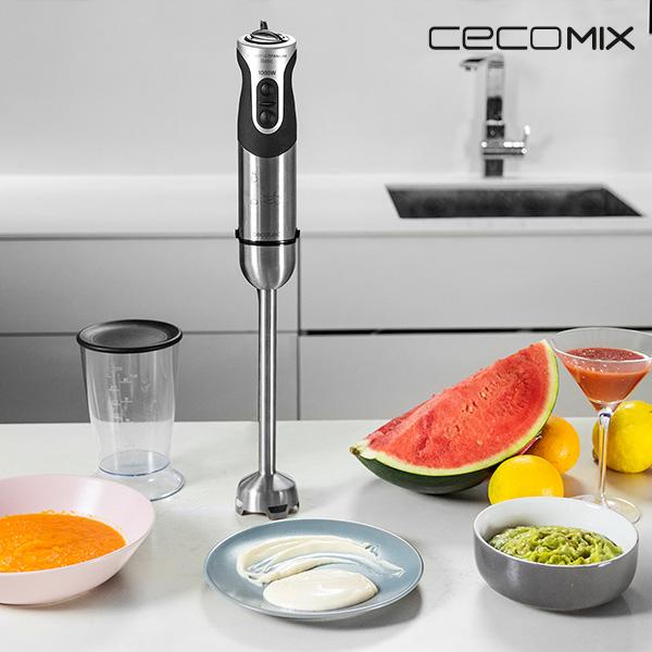Tyčový Mixér Cecomix Titanium 4061 1000W