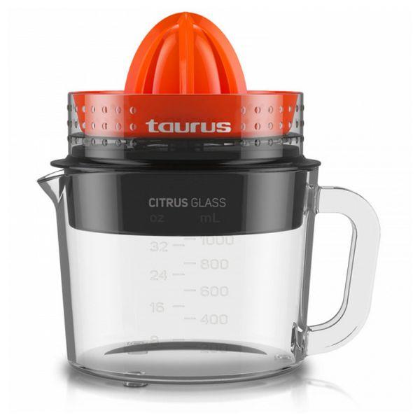 Elektrický odšťavňovač Taurus CITRUS GLASS 1 L 30W Sklo