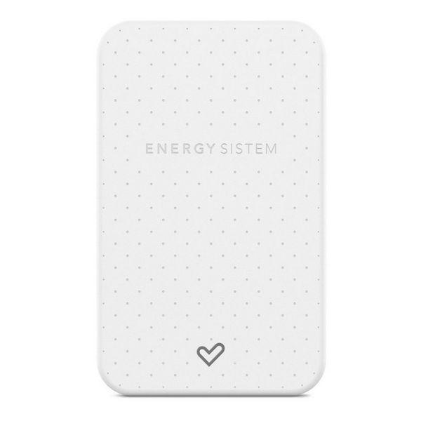 Power Bank Energy Sistem Extra Battery 5000 424450 5000 mAh Biały