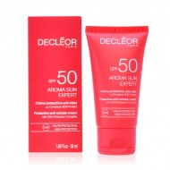 Krém na opalování na tvář Aroma Sun Expert Decleor Spf 50 (50 ml)