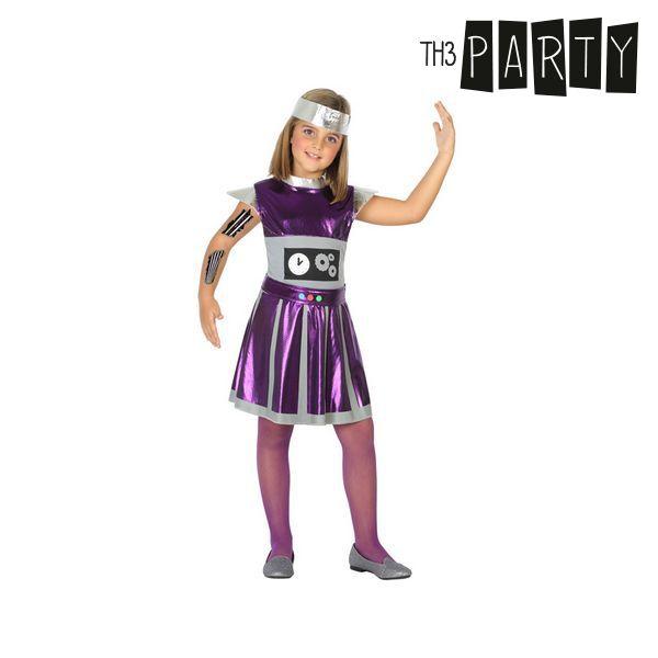 Kostium dla Dzieci Th3 Party Robot - 10-12 lat