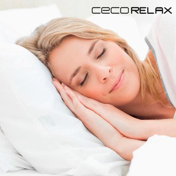 Polštář z Paměťové Pěny Latex Cecorelax - 90 cm