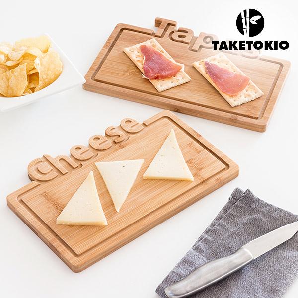Deska Kuchenna Bambusowa TPCH TakeTokio