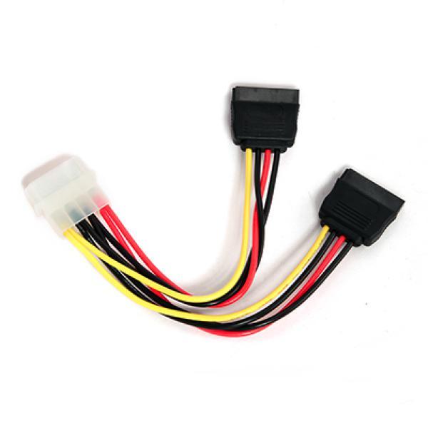 Kabel zasilający SATA iggual PSICC-SATA-PSY 0,15 m