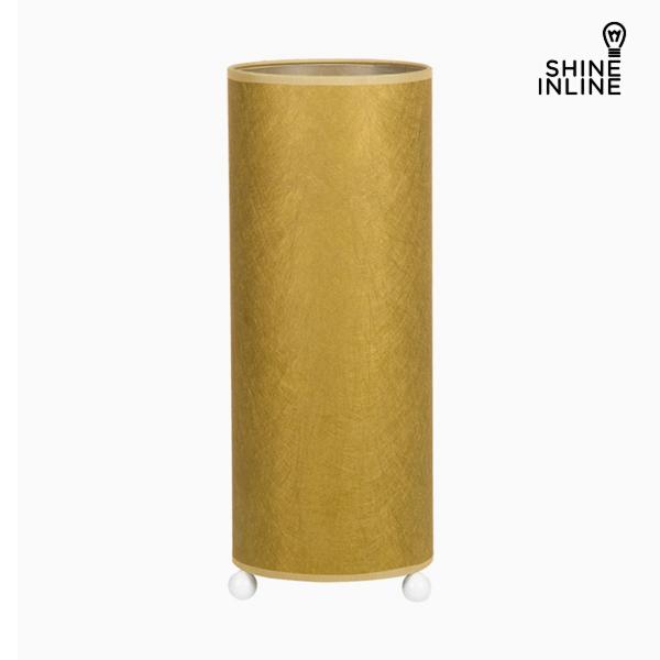 Stolní Lampa Celuloza Zlato by Shine Inline