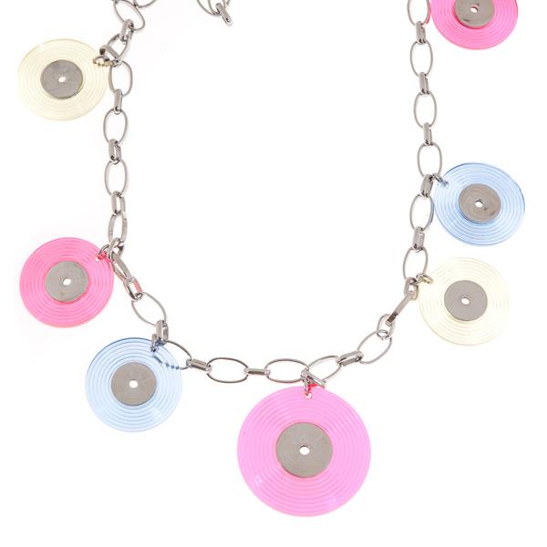 Dámský náhrdelník V&L VJ0213CO