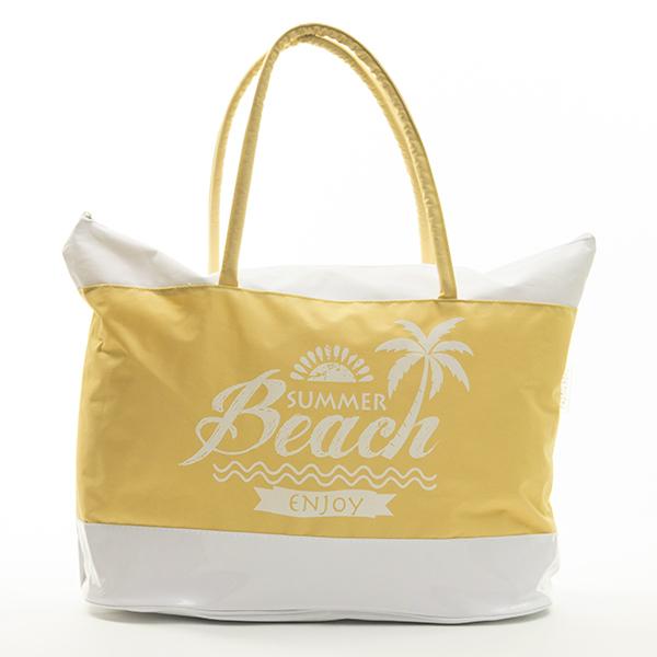 Torba Plażowa Enjoy Summer - Limonka