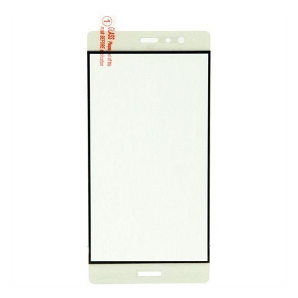 Chránič obrazovky z tvrzeného skla Ref. 196543 3D Huawei P9 Plus Bílý