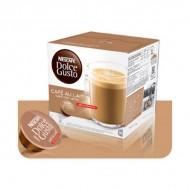 Kávové kapsle s pouzdrem Nescafé Dolce Gusto 97934 Café Au Lait (16 uds)