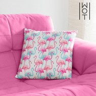 Poduszka Flamingi Wagon Trend
