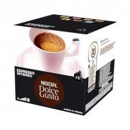 Kávové kapsle s pouzdrem Nescafé Dolce Gusto 26406 Espresso Intenso (16 uds)
