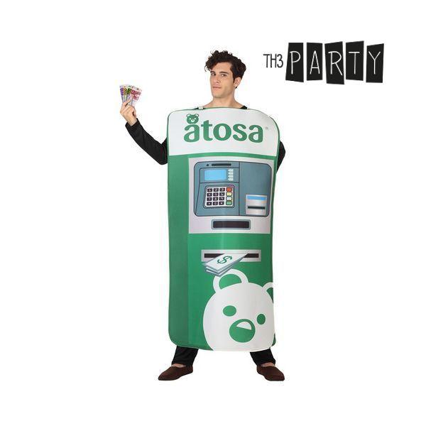 Kostým pro dospělé Th3 Party 6846 Bankomat