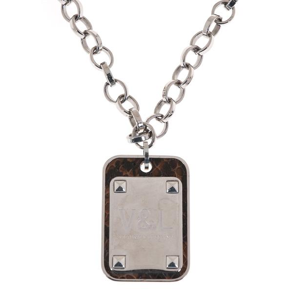 Dámský náhrdelník V&L VJ0284CL