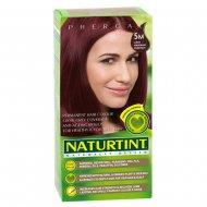 Barva na vlasy bez amoniaku  Nº 5M Naturtint - Světlá mahagonová hnědá