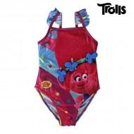Děstké Plavky Trolls 8829 (velikost 7 roků)