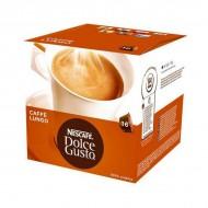 Kávové kapsle s pouzdrem Nescafé Dolce Gusto 98423 Lungo (16 uds)