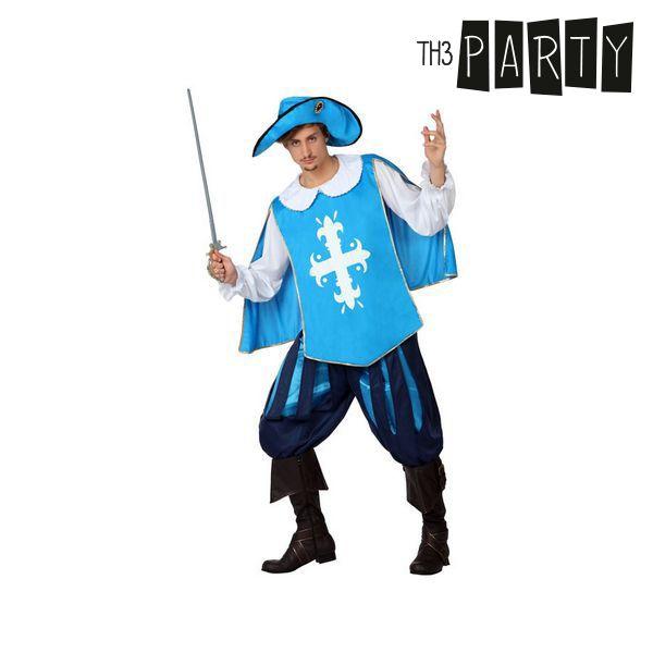 Kostým pro dospělé Th3 Party Mušketýr - XL