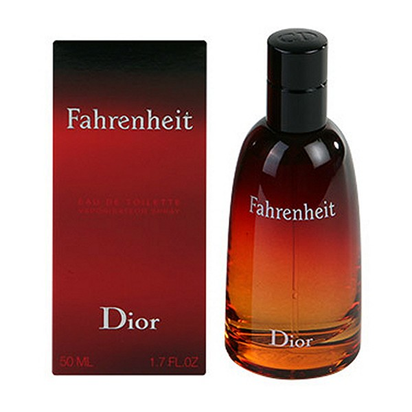 Perfumy Męskie Fahrenheit Dior EDT - 50 ml
