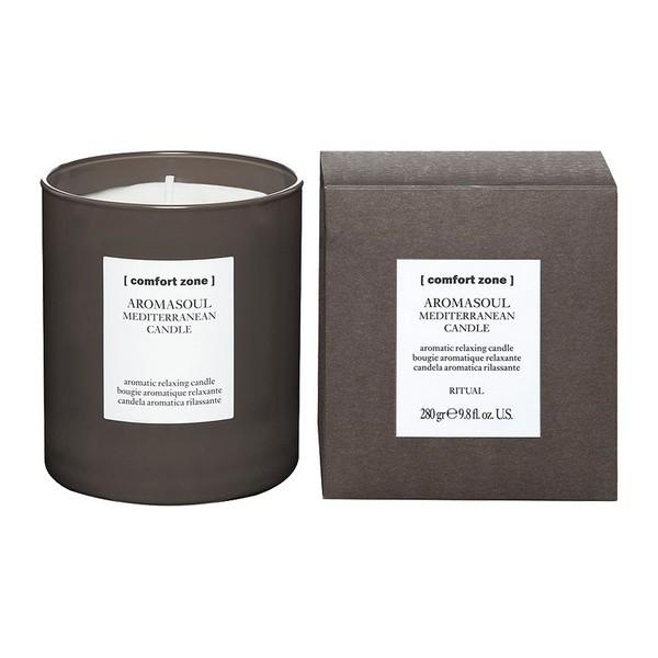 vonná svíčka Aromasoul Mediterranean Comfort Zone (280 g)