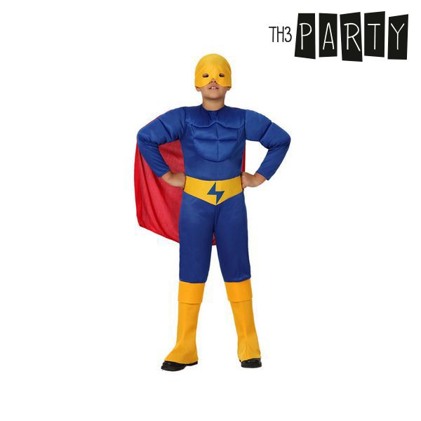 Kostium dla Dzieci Th3 Party Muskularny bohater - 3-4 lata