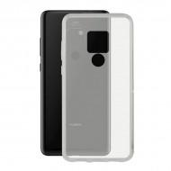 Puzdro na mobil Huawei Mate 20 Flex Transparentná