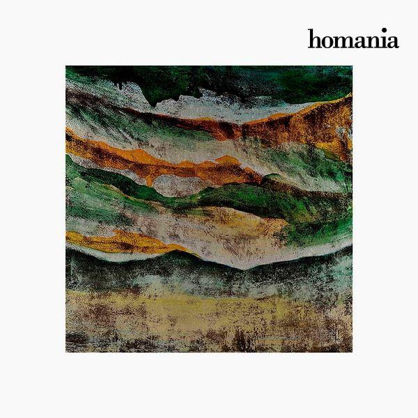 Obraz Akrylowy Abstrakcyjny (63 x 63 cm) by Homania