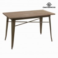 Měděný stolek - Serious Line Kolekce by Craftenwood