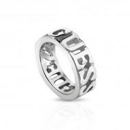 Dámsky prsteň Guess UBR82013-54 (17,2 mm)